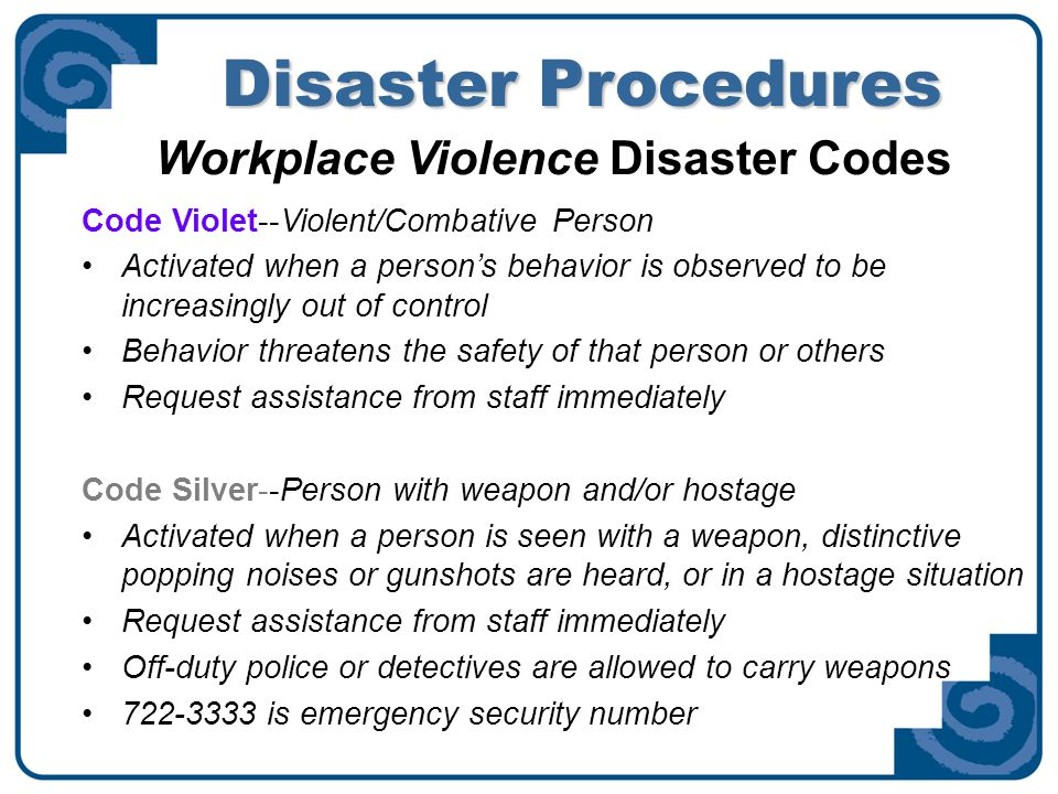 Volunteer Activities During a HEICS (Disaster) Activation FVS will be responsible for – Maintaining the Family Information Center which: Provides family members with information regarding the patient Provides a calm and nurturing atmosphere for parents and siblings of patients –Acting as runners between the various disaster centers –Assisting the Section Chiefs by recording ongoing events