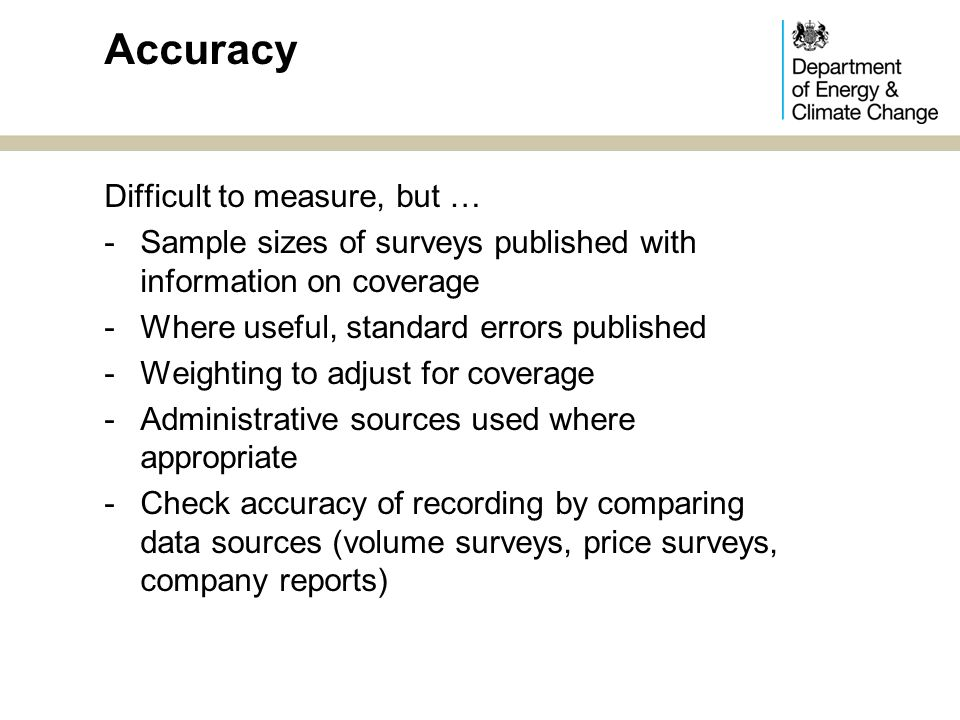 Sample sizes and standard errors for Quarterly Fuels Inquiry - published in industrial price methodology note