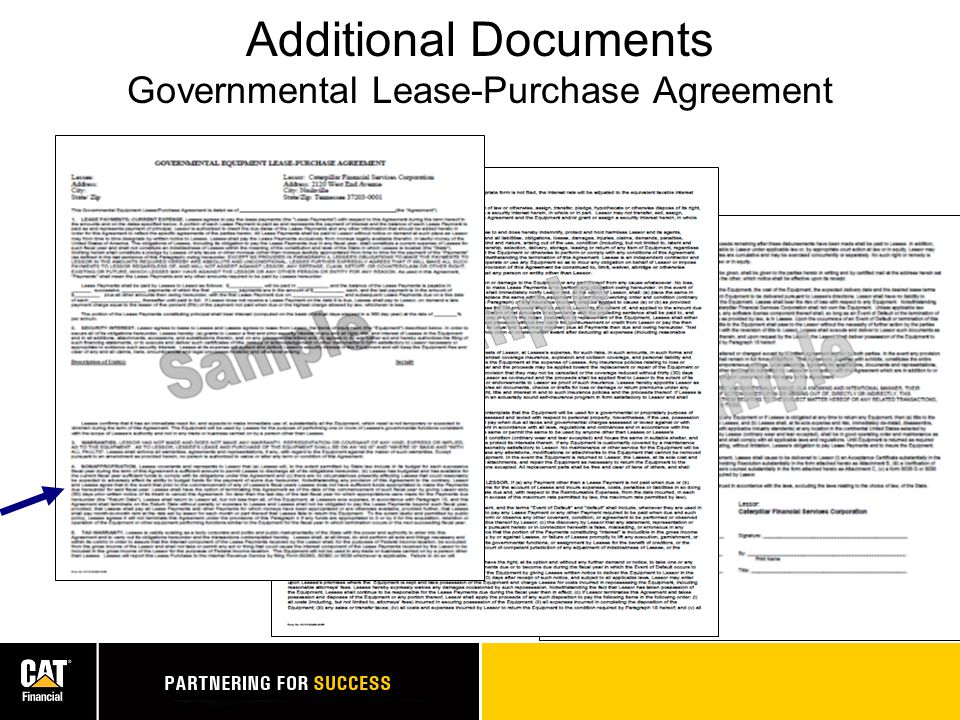 Additional Documents Request for Minutes Opinion of Counsel 8038G Lessee's Authorizing Resolution