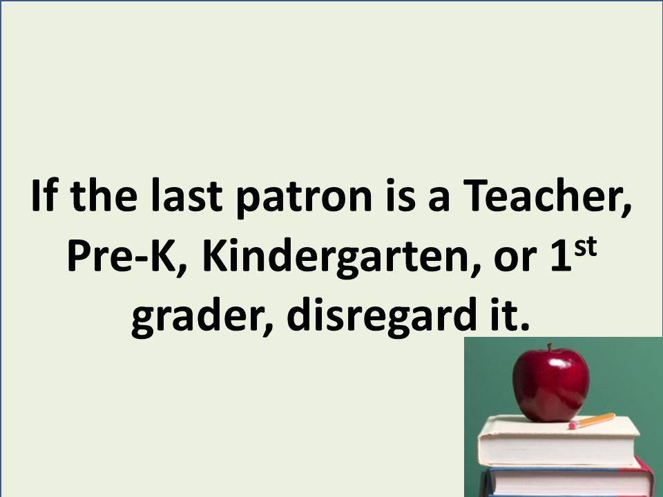 Remember 2 nd through 6 th graders are responsible for E and FIC books.