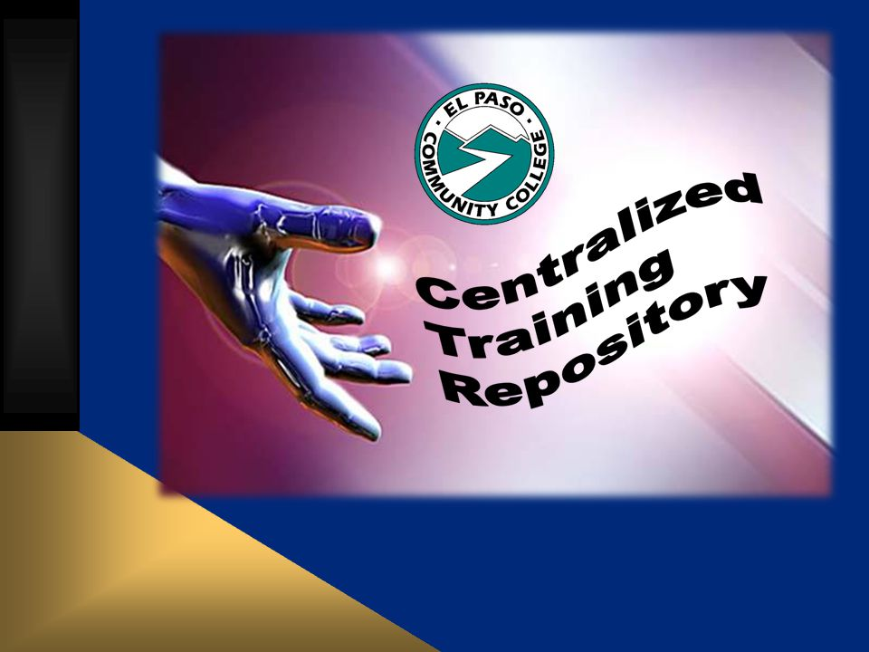 Collect comprehensive information on all EPCC training.