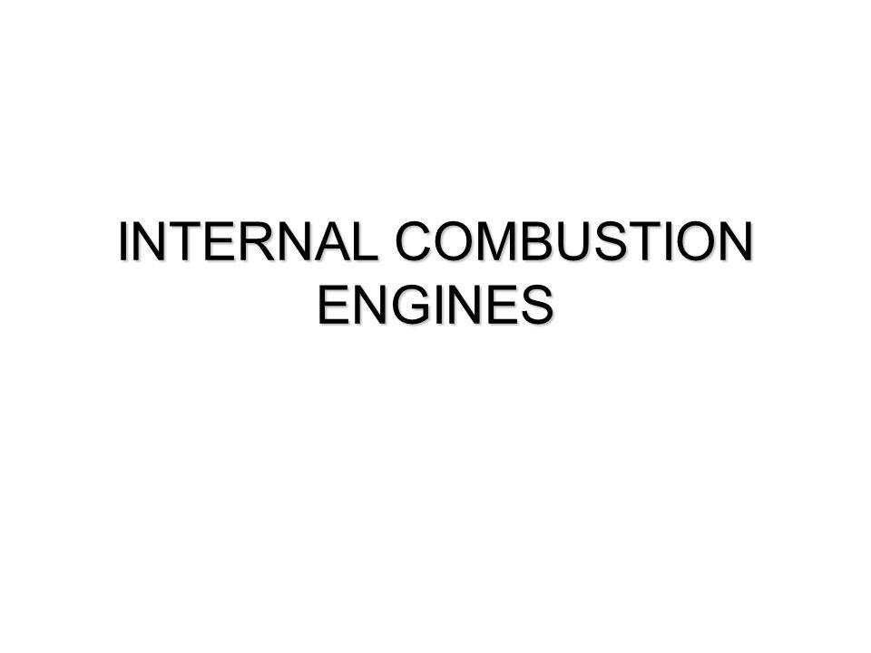 Outline  Gas Engines  Oil Engines  Diesel Engine  Petrol Engine
