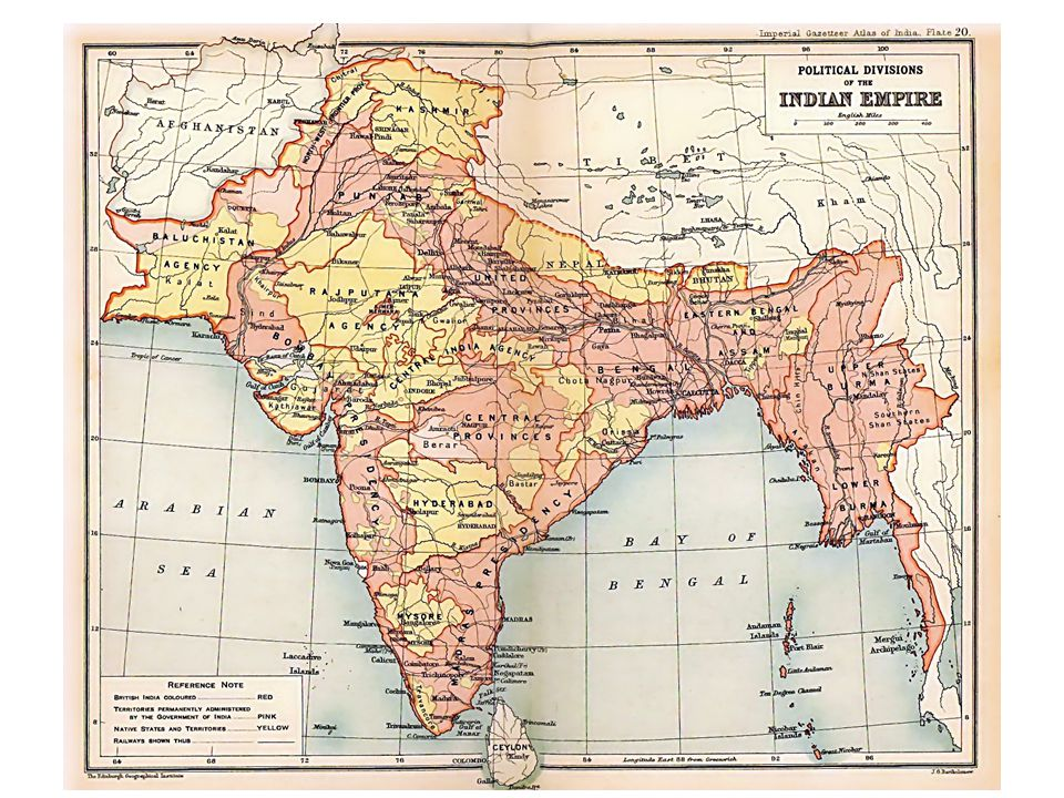 Major Famines in India 1860-1900 1860-61 - western United Provinces.