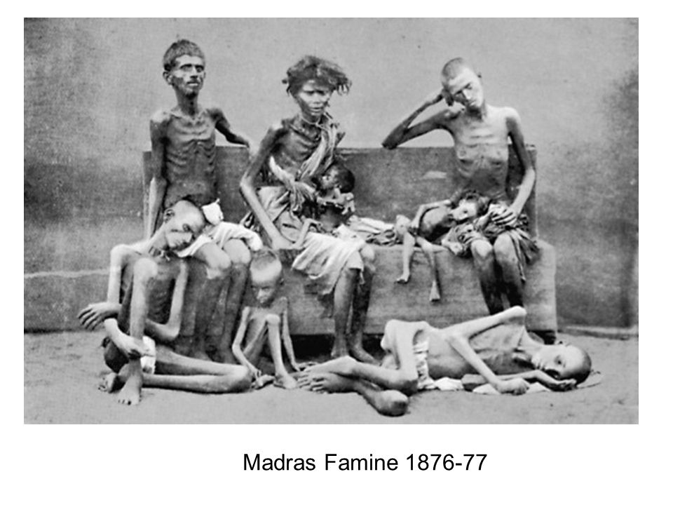 Western Indian famine of 1899-1900