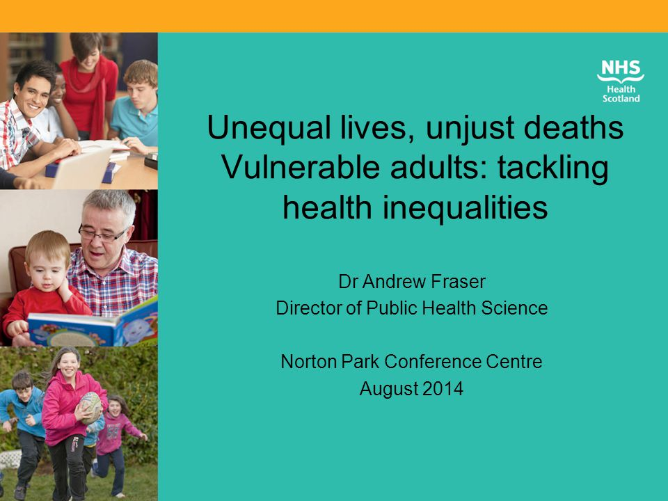 Who are vulnerable adults.