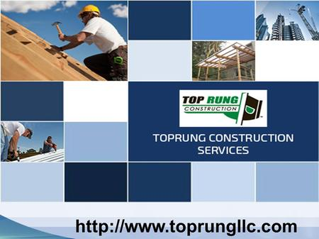 Introduction TopRung LLC is one of the leading construction building repair and building maintenance service company in Seattle.