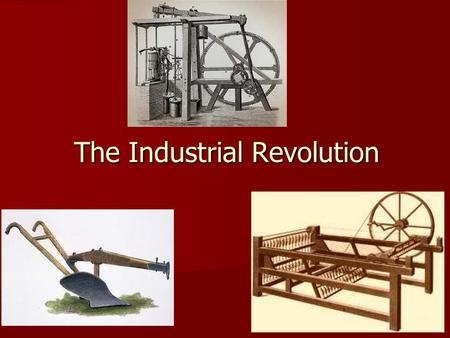 the changes of technology since the industrial revolution However, since the industrial revolution began around 200 years ago, people have been burning increasing amounts of fossil fuels, thus releasing more co2 and other.