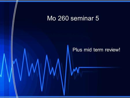 Mo 260 seminar 5 Plus mid term review!. What is an ICD- 9 code? ICD-9-CM (International Classification of Diseases, 9th Revision, Clinical Modification)