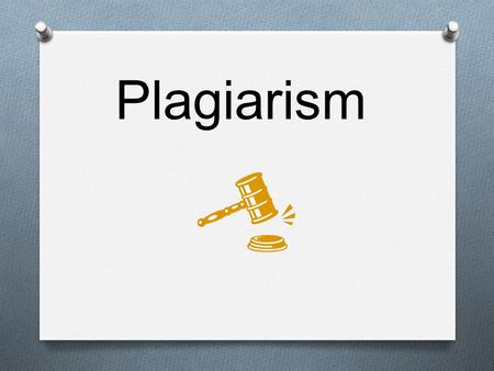 Plagiarism If you borrow ideas, arguments, data, or other information from another source, cite the source even if you put the material in your own words.
