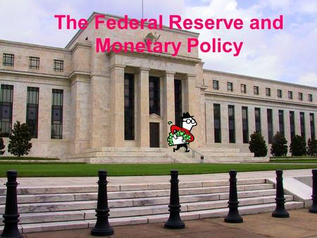 The Federal Reserve and Monetary Policy. The Federal Reserve System The Federal Reserve system has a high degree of political autonomy as the system is.