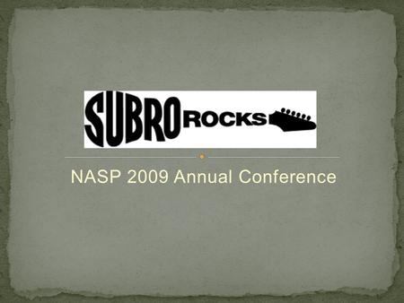 NASP 2009 Annual Conference. Advanced Subrogation: Roadblocks & Speed Bumps Harris E. Berenson, Esq., Liberty Mutual Insurance Company Samuel J. Pace,