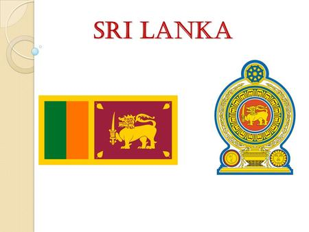 "Sri Lanka. History: Under British control from 1815 until independence in 1948 Name changed from Ceylon to Sri Lanka (""Sacred Land"") in 1972. Population:"