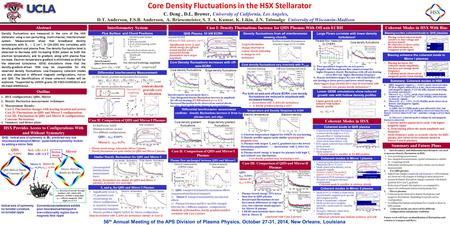 Profiles of density fluctuations in frequency range of (20-110)kHz Core density fluctuations Parallel flow measured by CHERS Core Density Fluctuations.