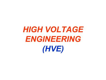 HIGH VOLTAGE ENGINEERING (HVE). CHAPTER 2. ELECTROPHYSICAL PROCESSES IN CONDENSED DIELECTRIC MATERIALS.