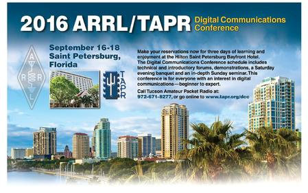 35th Digital Communications Conference Mark your calendar and start making plans to attend the premier technical conference of the year, the 35th Annual.