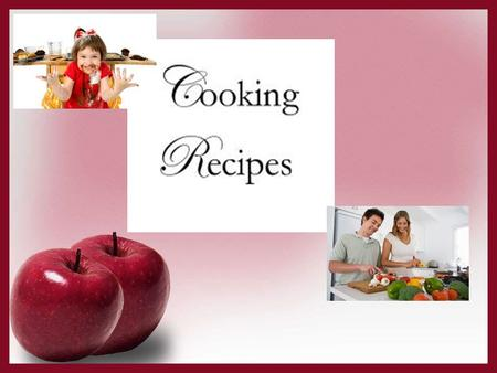 Recipe noun  a set of instructions for making or preparing something, especially a food dish: a recipe for a cake.  a medical prescription.  a method.