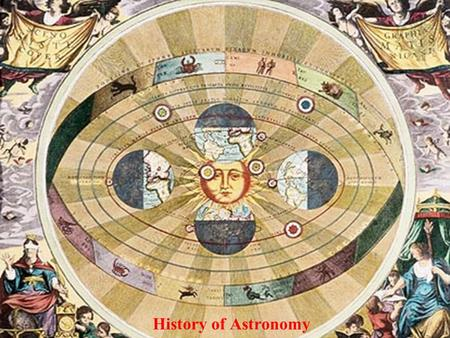 History of Astronomy Why did ancient cultures study astronomy? Several cultures kept very exact records of astronomical events (and could even predict.