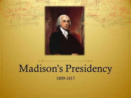 presidencies thesis As editor, dr steven shull has compiled a handful of academic articles critically reassessing the original two presidencies thesis by aaron wildavsky.