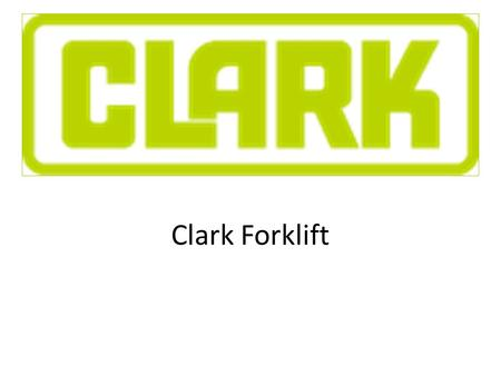 Clark Forklift. Average Monthly Search Report Keywords: 1.Forklift April 2015: 33,100 searches May 2015: 33,100 searches June 2015: 40,500 searches July.