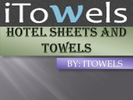 BY: ITOWELS Standard 42 x 36 Pillowcase T-250 Stripe Sheets Cotton rich blend. Polyester yarns provide strength and durability. 4 Inch Hem. $ 26.97.