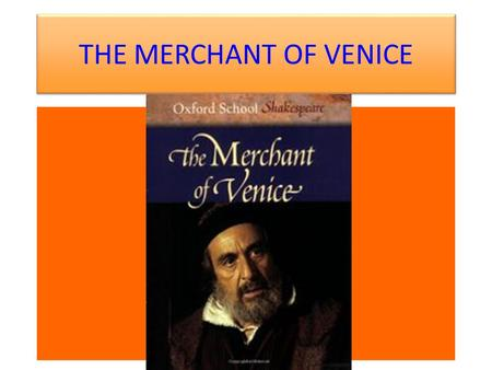 The merchant of venice shylock vs