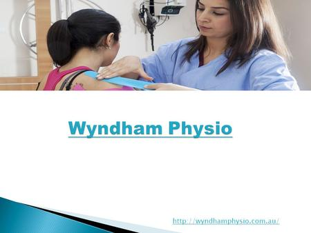  Same day appointments  Evening appointments available  Female physiotherapist on request  Weekend appointments available.