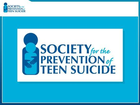 MAKING EDUCATORS PARTNERS IN SUICIDE PREVENTION LIFELINES: A School-Based Youth Suicide Prevention Initiative John Kalafat, Ph.D Maureen M. Underwood,