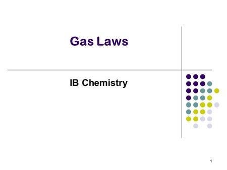 Gas Laws IB Chemistry 1. Phases of Matter Solid – tightly packed, vibrate in one position, definite shape and definite volume. Liquid – packed close together.