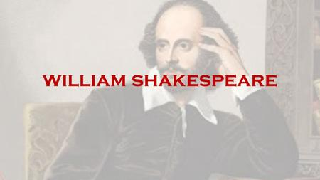 a biography of william shakespeare an english playwright The english playwright, poet, and actor william shakespeare was a popular dramatist he was born six years after queen elizabeth i (1533–1603) ascended the throne, in the height of the english renaissance.