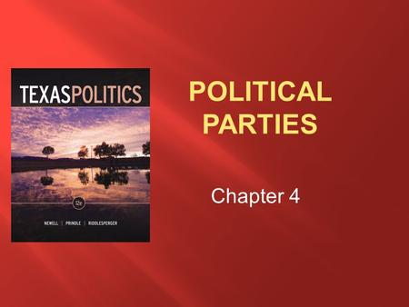 Chapter 4.  Understand the nature of ideologies, the differences between political conservatism and political liberalism, and the way ideologies relate.