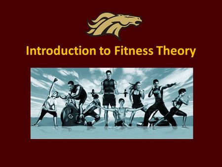Introduction to Fitness Theory. Class Expectations 1.Be an ACTIVE learner 2.You are RESPONSIBLE for any notes, work or assignments when you are away 3.Refer.