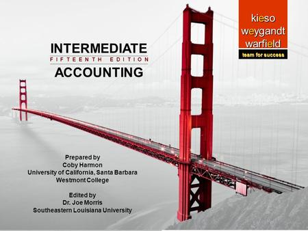 16-1 Prepared by Coby Harmon University of California, Santa Barbara Intermediat e Accounting Prepared by Coby Harmon University of California, Santa Barbara.