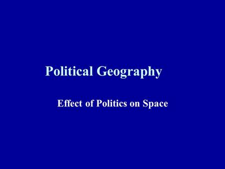 Political Geography Effect of Politics on Space. U.S.- Mexico boundary Calexico, California- Mexicali, Mexico.