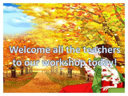 Workshop 2014 Cam Xuyen, October 14, 2014 Testing/ assessment/ evaluation BLOOM'S TAXONOMY.