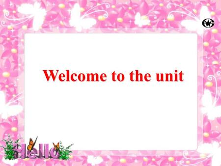 Welcome to the unit. Sidney Opera House London Bridge the Statue of Liberty the Pyramid and Sphinx the Eiffel Tower the Great Wall the Taj Mahal the Windmill.