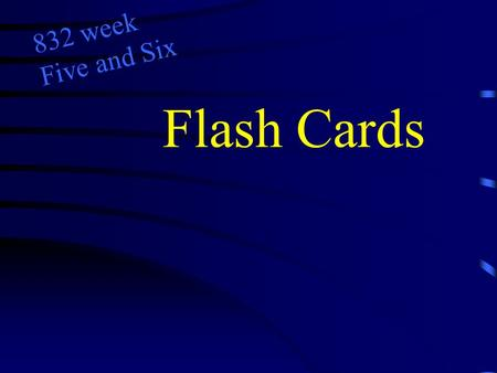 "Flash Cards 832 week Five and Six. True or False? Is BPPV ""self-limiting""? and the answer is... Click here for the answer."