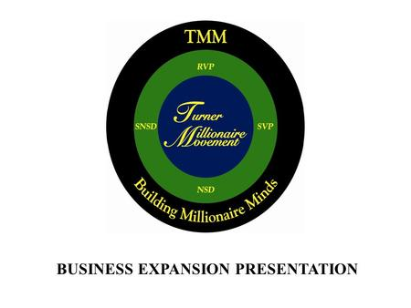 BUSINESS EXPANSION PRESENTATION