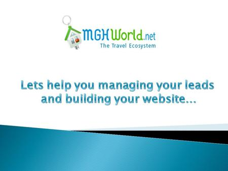 Now login to your Distributor Panel on www.mghworld.net/distributor.