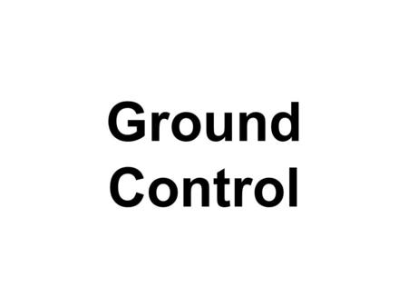 Ground Control. Working Place Exams 56.18002(a) – competent person examine each work place at least once per shift for conditions that adversely affect.