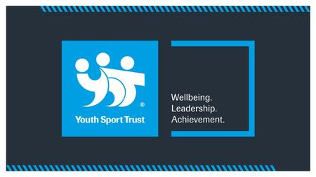 Making an impact with PE & school sport Kevin Barton Executive Head of Achievement Youth Sport Trust.