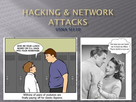 " Computer Network Attack  ""… actions taken through the use of computer networks to disrupt, deny, degrade, or destroy information resident in computers."