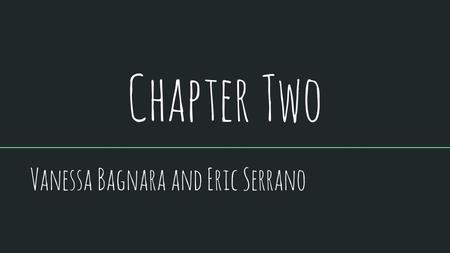 "Chapter Two Vanessa Bagnara and Eric Serrano. The ""Push For Communism"" And The ""Retreat To Socialism In ""History Will Absolve Me"", Castro's defense for."