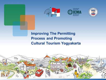 Improving The Permitting Process and Promoting Cultural Tourism Yogyakarta.