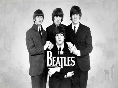 The Beatles were an English rock band that formed in Liverpool, in 1960. The members of the group were John Lennon (1940-1980), Paul McCartney (born 1942),