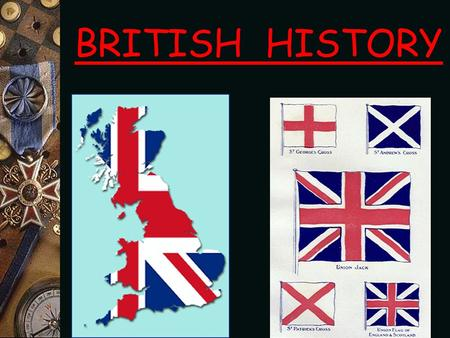 BRITISH HISTORY. THE INVASIONS Britain was invaded by different people from 500 BC to 600 AD:  The Celts  The Romans  The Anglo-Saxons  The Vikings.