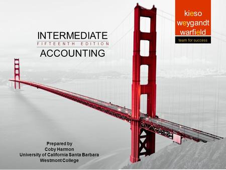 3-1 Prepared by Coby Harmon University of California, Santa Barbara Intermediate Accounting Prepared by Coby Harmon University of California, Santa Barbara.