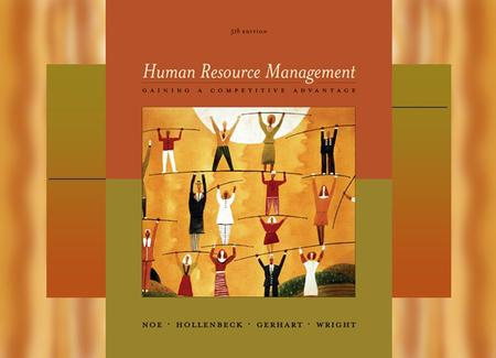 Managing Human Resources Globally After reading this chapter, you should be able to:  Identify the recent changes that have caused companies to expand.