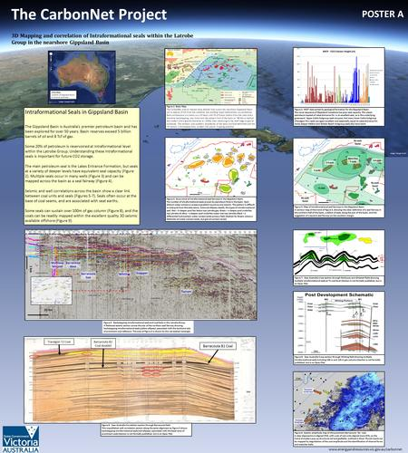 UNCLASSIFIED Figure 2: MICP data sorted by geological formation for the Gippsland Basin. The cover sequence of Gippsland Limestone has poor seal capacity.