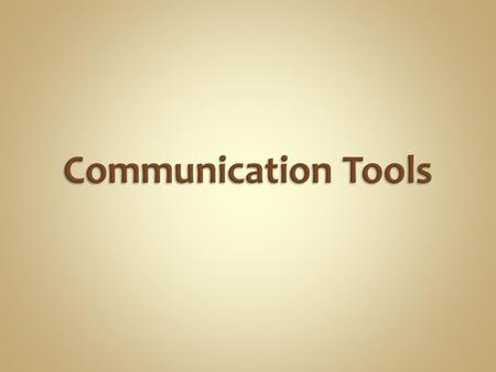 Productivity Content Exploration Communication Communication Production Data Collection/Analysis.