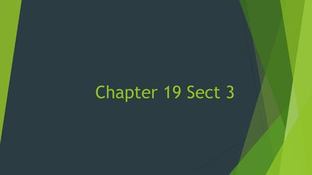 Chapter 19 Sect 3. Biogenesis Production of new or living organisms. Living things come from living things. Ex: Spider eggs become spiders Scientists.